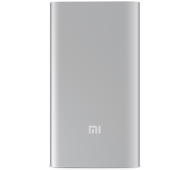 Xiaomi Mi Power Bank 5000 mAh (Silver)